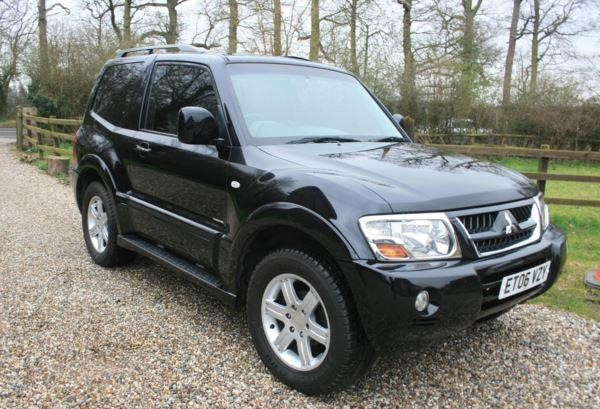 used Mitsubishi Shogun Di-D Warrior Auto in chelmsford-essex