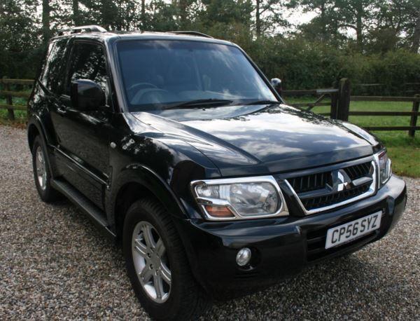 used Mitsubishi Shogun GDI Warrior Auto in chelmsford-essex
