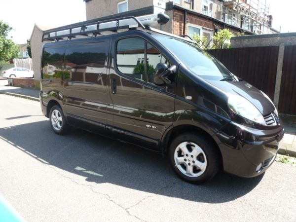 used Renault Trafic SL27 SPORT DCI 115 in chelmsford-essex