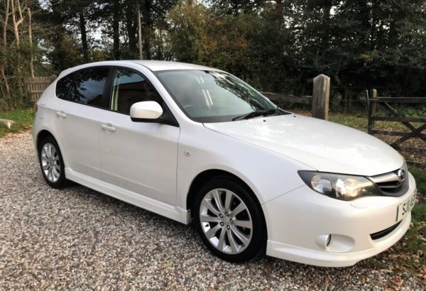 used Subaru Impreza RC 5dr in chelmsford-essex