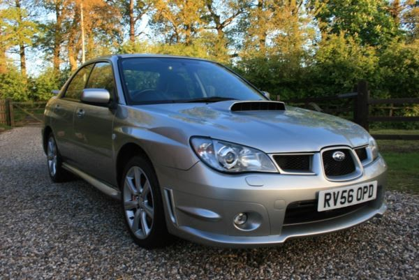 used Subaru Impreza WRX Type UK in chelmsford-essex