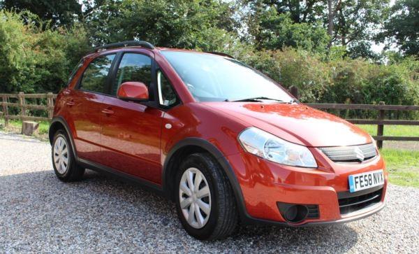 used Suzuki SX4 GL 5dr in chelmsford-essex