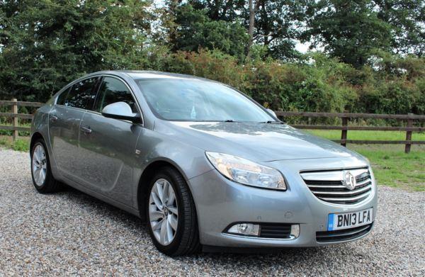 used Vauxhall Insignia CDTi SRi Nav [160] 5dr in chelmsford-essex