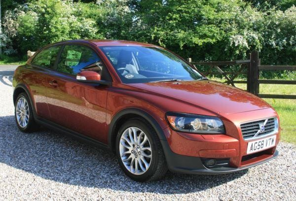 used Volvo C30 SE 3dr in chelmsford-essex