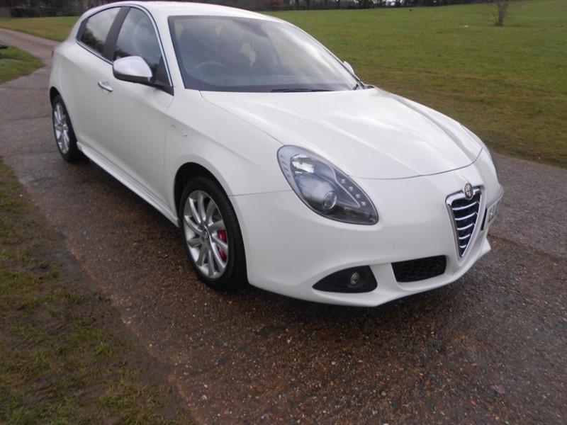 used Alfa Romeo Giulietta MULTIAIR VELOCE TB in hemel-hempstead-hertfordshire