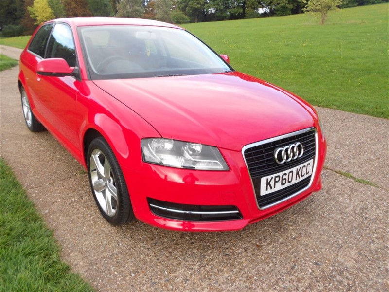 used Audi A3 A3 MPI TECHNIK in hemel-hempstead-hertfordshire