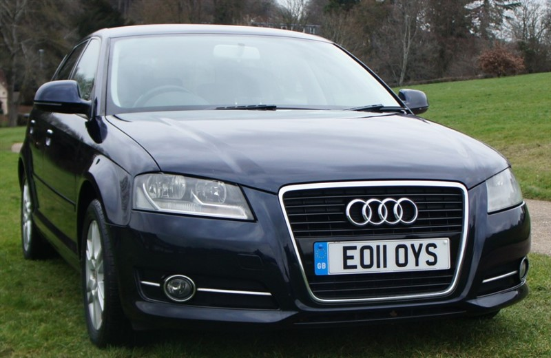 used Audi A3 TDI SE in hemel-hempstead-hertfordshire