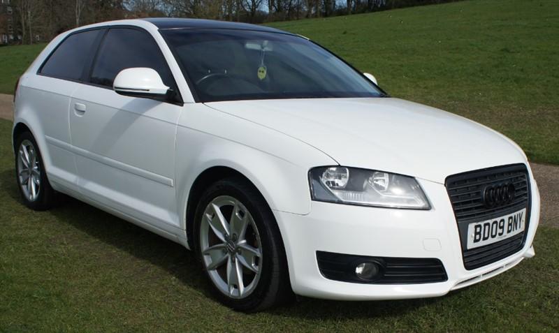 used Audi A3 TDI E SPORT in hemel-hempstead-hertfordshire