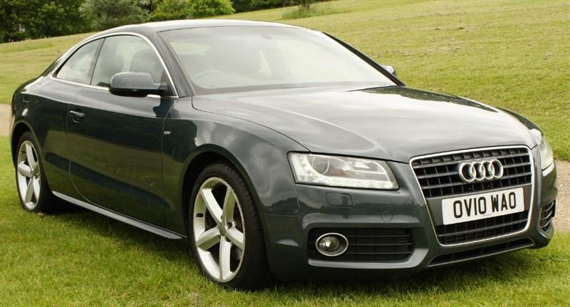 used Audi A5 TFSI S LINE in hemel-hempstead-hertfordshire