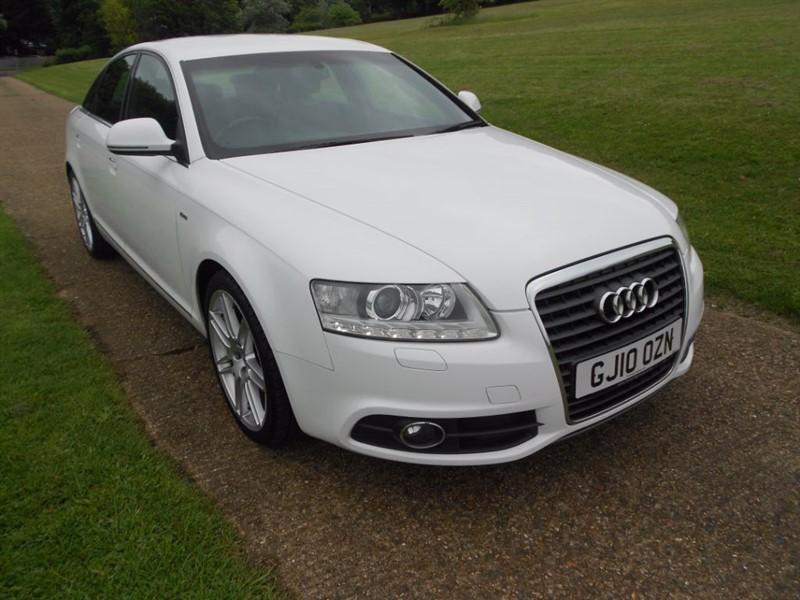 used Audi A6 TDI LE MANS in hemel-hempstead-hertfordshire