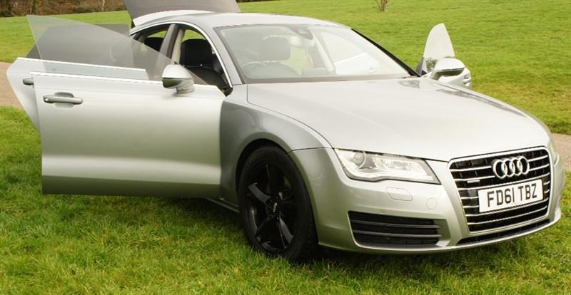 used Audi A7 TDI QUATTRO SE in hemel-hempstead-hertfordshire