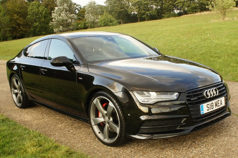 used Audi A7 3.0 TDI BI-TURBO 316 BHP