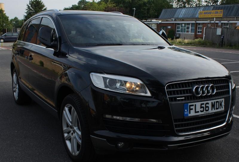used Audi Q7 FSI QUATTRO SE in hemel-hempstead-hertfordshire