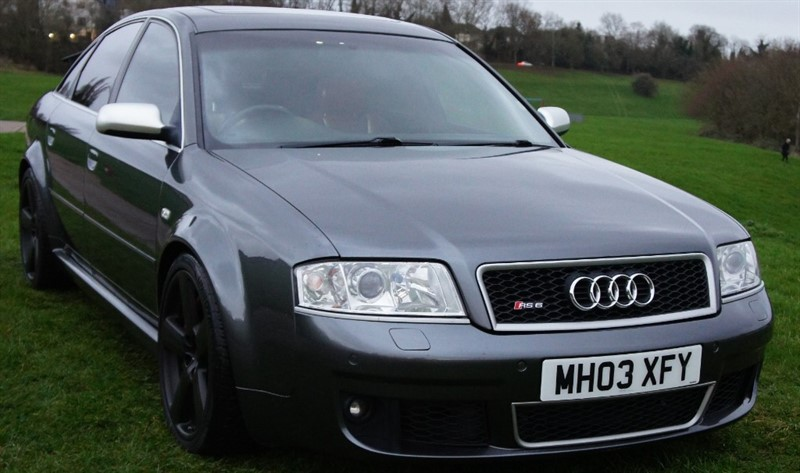 used Audi RS6 QUATTRO in hemel-hempstead-hertfordshire