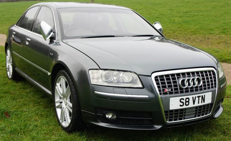 used Audi S8 QUATTRO FSI V10 in hemel-hempstead-hertfordshire