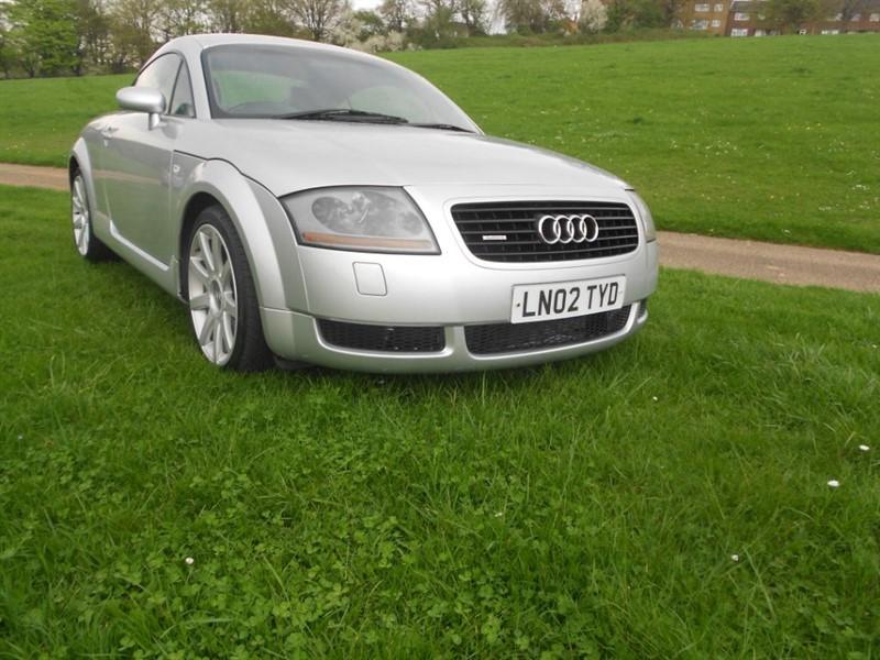 used Audi TT QUATTRO in hemel-hempstead-hertfordshire