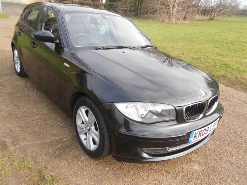 used BMW 118d SE in hemel-hempstead-hertfordshire