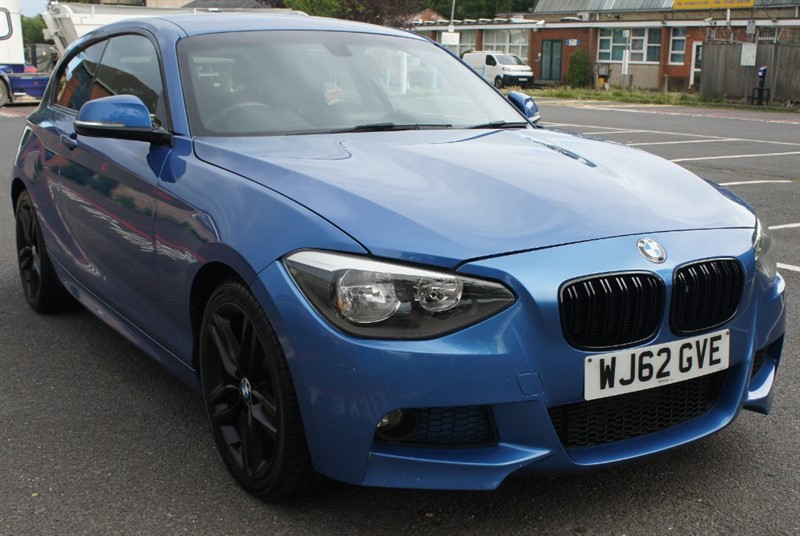 used BMW 118d M SPORT in hemel-hempstead-hertfordshire