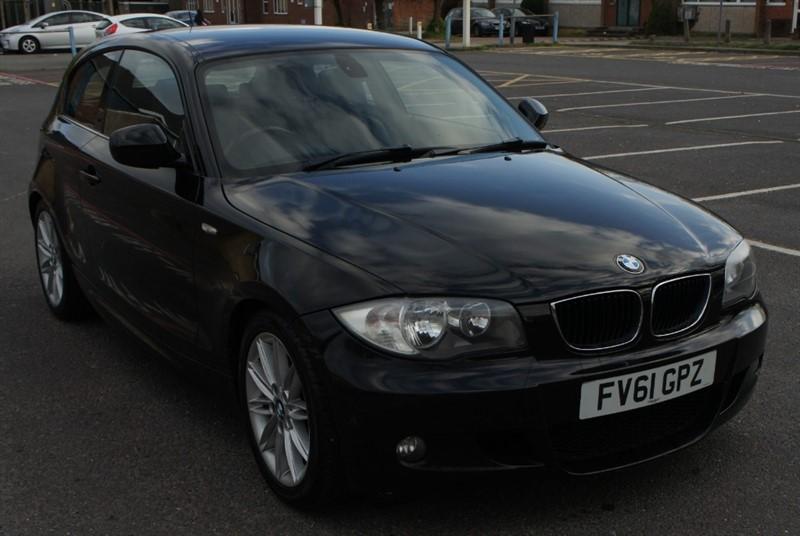 used BMW 118d M SPORT in hemel-hempstead-hertfordshire