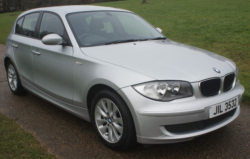 used BMW 118i ES in hemel-hempstead-hertfordshire
