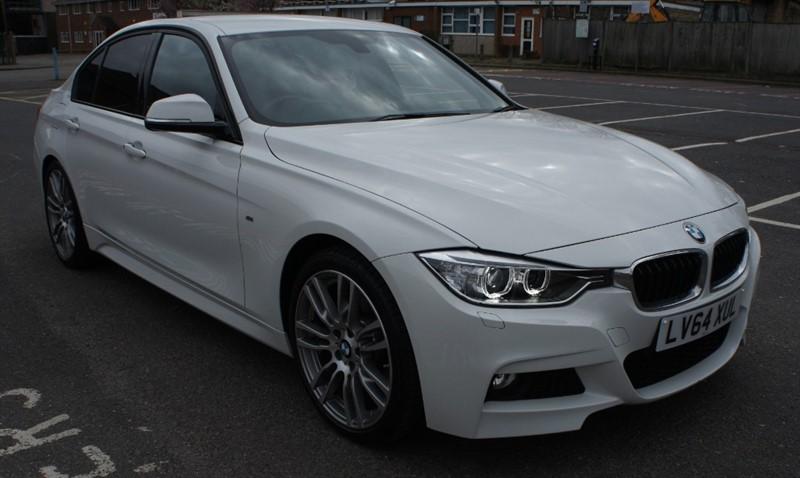 used BMW 320d M SPORT in hemel-hempstead-hertfordshire