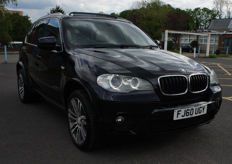 used BMW X5 XDRIVE30D M SPORT in hemel-hempstead-hertfordshire
