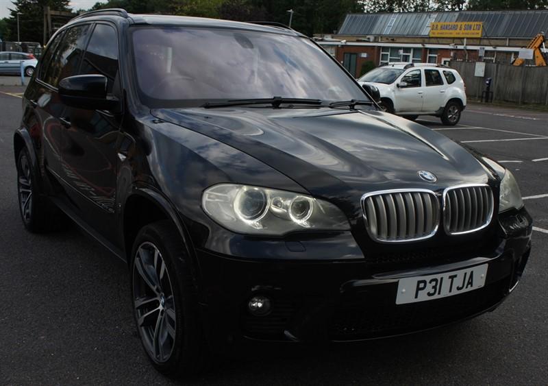 used BMW X5 XDRIVE40D M SPORT in hemel-hempstead-hertfordshire