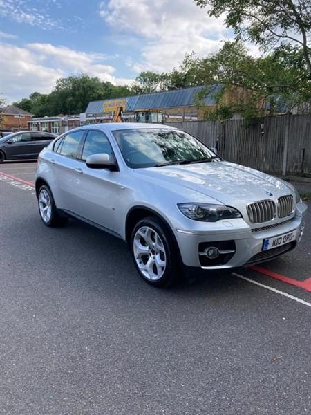 used BMW X6 XDRIVE35D in hemel-hempstead-hertfordshire