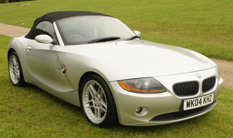 used BMW Z4 SE ROADSTER in hemel-hempstead-hertfordshire