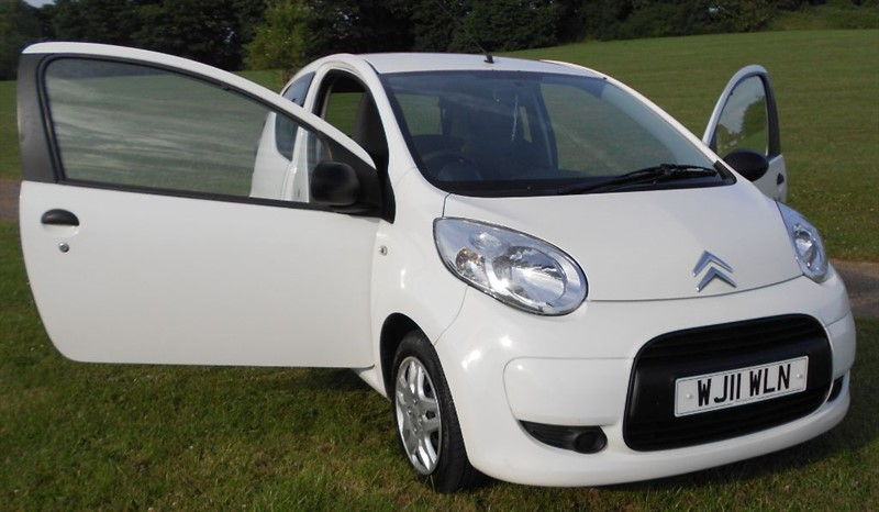 used Citroen C1 VT in hemel-hempstead-hertfordshire