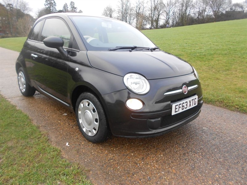 used Fiat 500 POP in hemel-hempstead-hertfordshire
