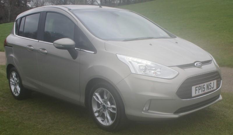 used Ford B-Max TITANIUM X in hemel-hempstead-hertfordshire