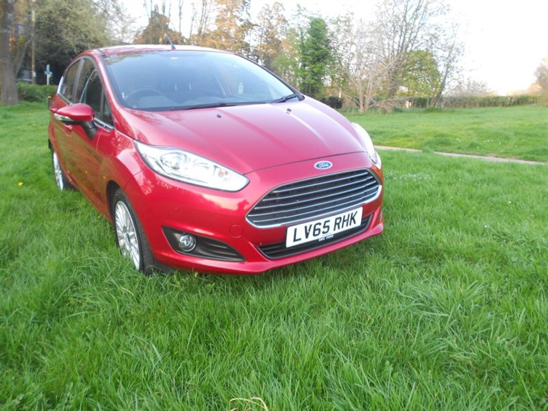 used Ford Fiesta ZETEC in hemel-hempstead-hertfordshire