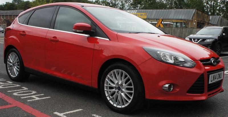 used Ford Focus ZETEC in hemel-hempstead-hertfordshire