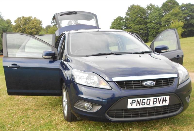 used Ford Focus ZETEC TDCI in hemel-hempstead-hertfordshire