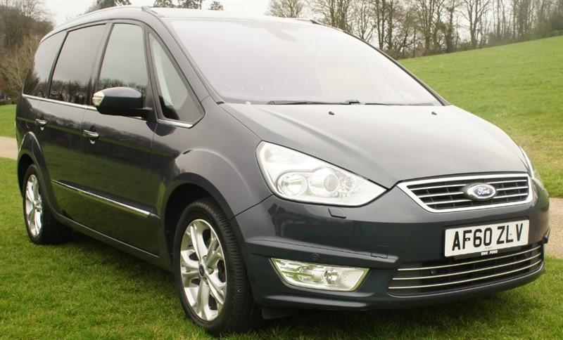 used Ford Galaxy TITANIUM TDCI in hemel-hempstead-hertfordshire
