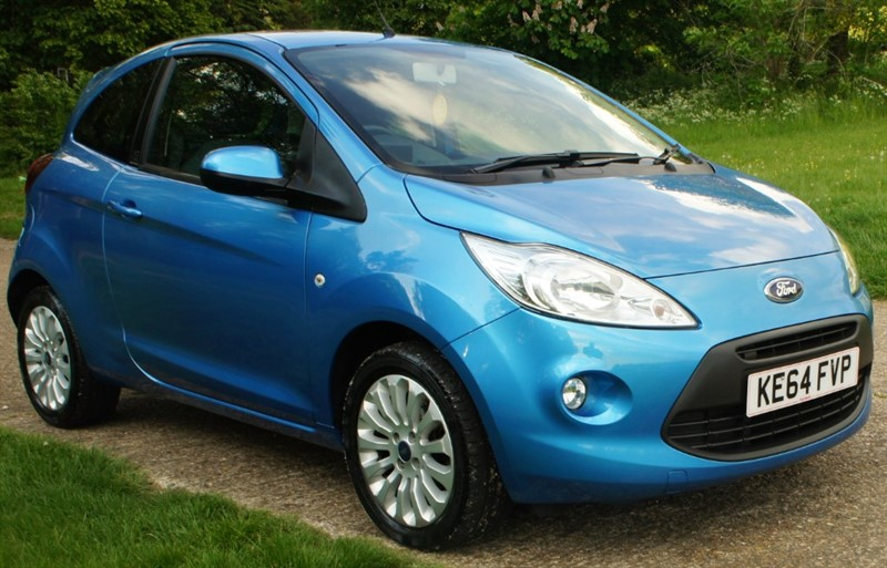 used Ford KA ZETEC in hemel-hempstead-hertfordshire
