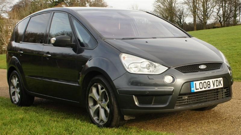 used Ford S-Max TITANIUM TDCI in hemel-hempstead-hertfordshire
