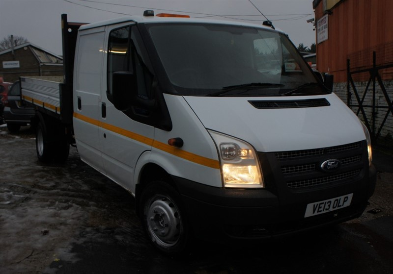 used Ford Transit 350 C/C DRW in hemel-hempstead-hertfordshire