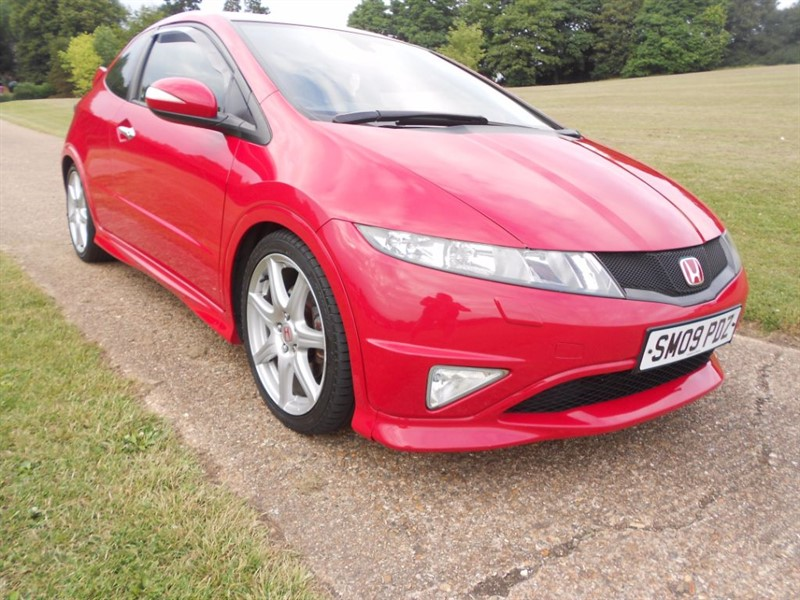 used Honda Civic I-VTEC TYPE-R GT in hemel-hempstead-hertfordshire
