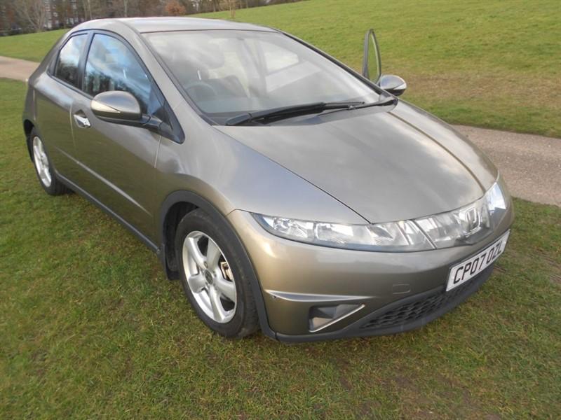 used Honda Civic I-VTEC SE I-SHIFT in hemel-hempstead-hertfordshire