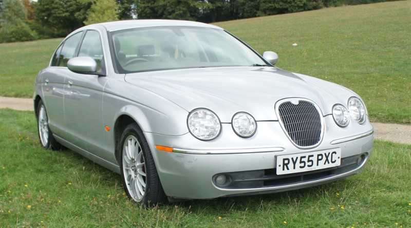 used Jaguar S-Type V6 SE in hemel-hempstead-hertfordshire