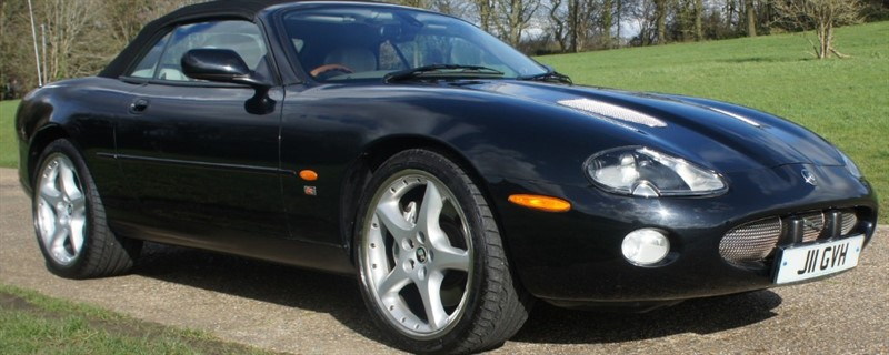 used Jaguar XKR XKR in hemel-hempstead-hertfordshire
