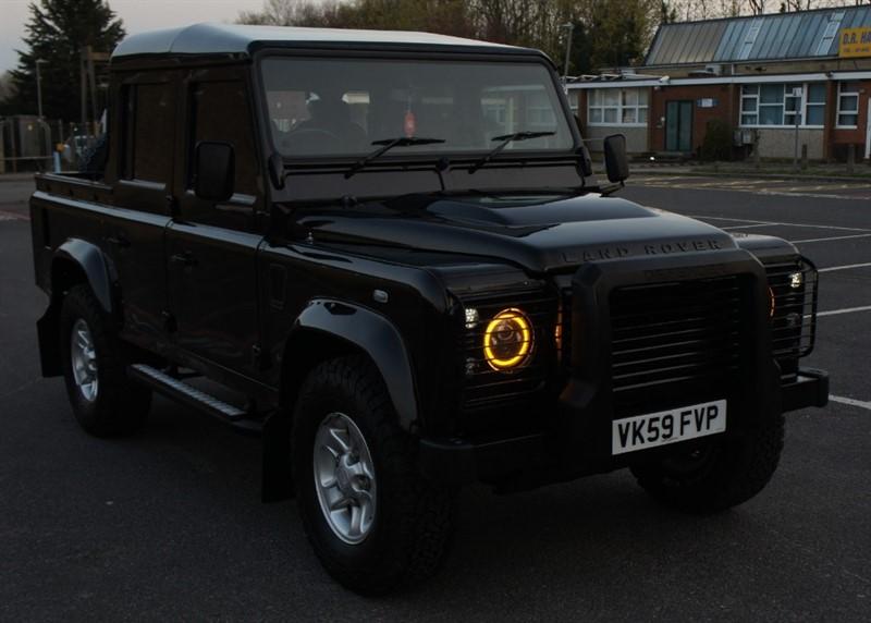used Land Rover Defender XS DCB in hemel-hempstead-hertfordshire