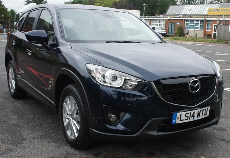 used Mazda CX-5 D SE-L LUX NAV in hemel-hempstead-hertfordshire