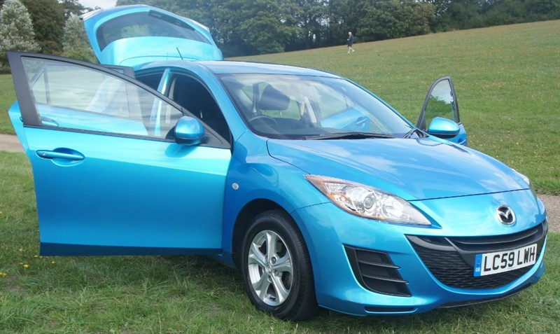 used Mazda Mazda3 TS in hemel-hempstead-hertfordshire