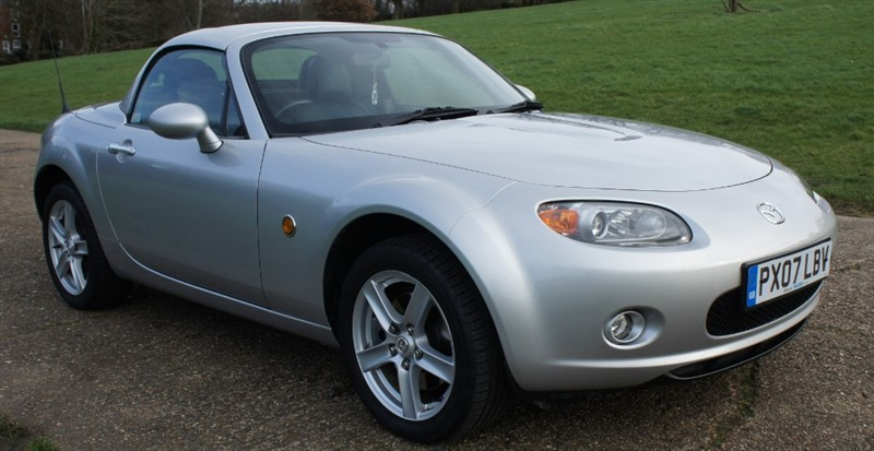 used Mazda MX-5 I ROADSTER in hemel-hempstead-hertfordshire