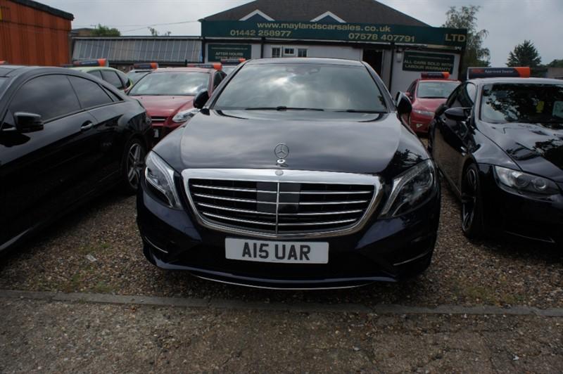 used Mercedes 350 S  D L AMG LINE in hemel-hempstead-hertfordshire