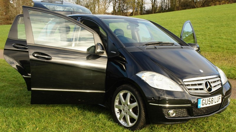 used Mercedes A180 CDI AVANTGARDE SE in hemel-hempstead-hertfordshire