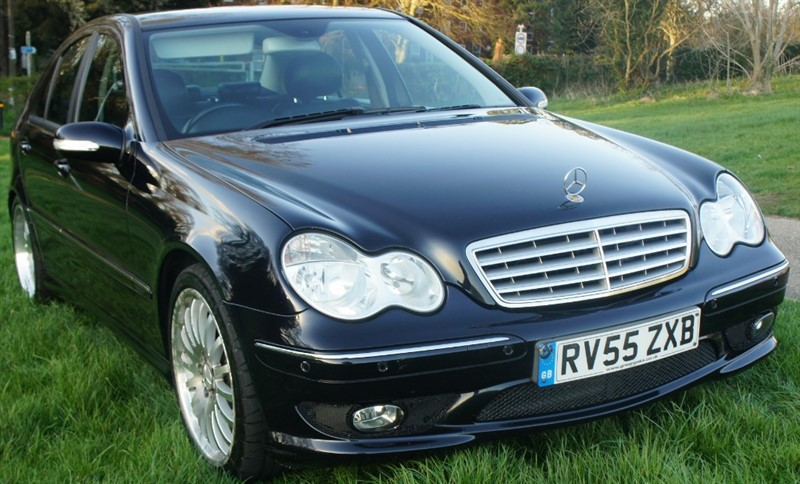 Mercedes C230 for sale